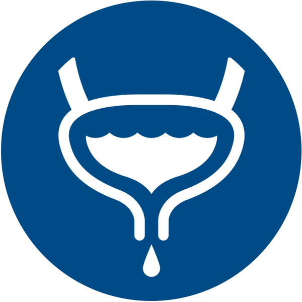 spinal cord injury bladder icon